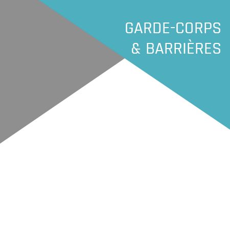 Garde-corps & barrières
