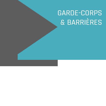 Garde-corps & barrières