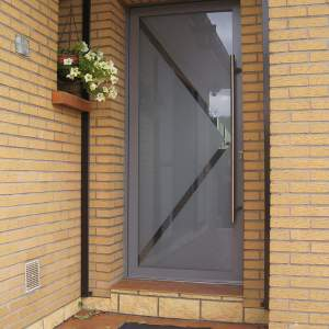 Portes d'entrée & fermetures
