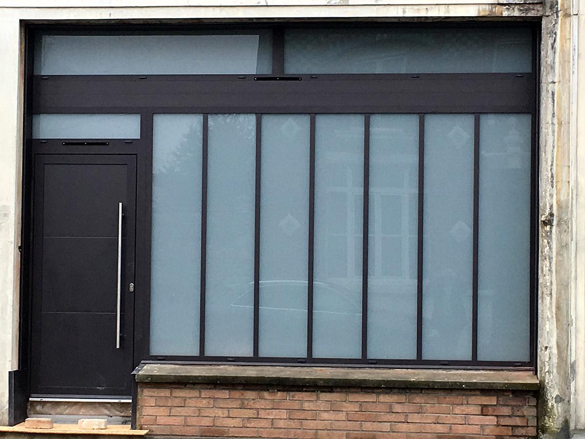 France verre fabricant installateur de menuiseries for Fabricant porte fenetre aluminium